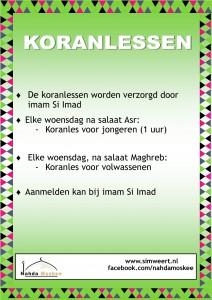 Koranlessen